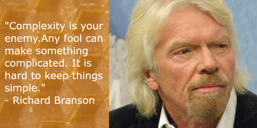 business advice from richard branson